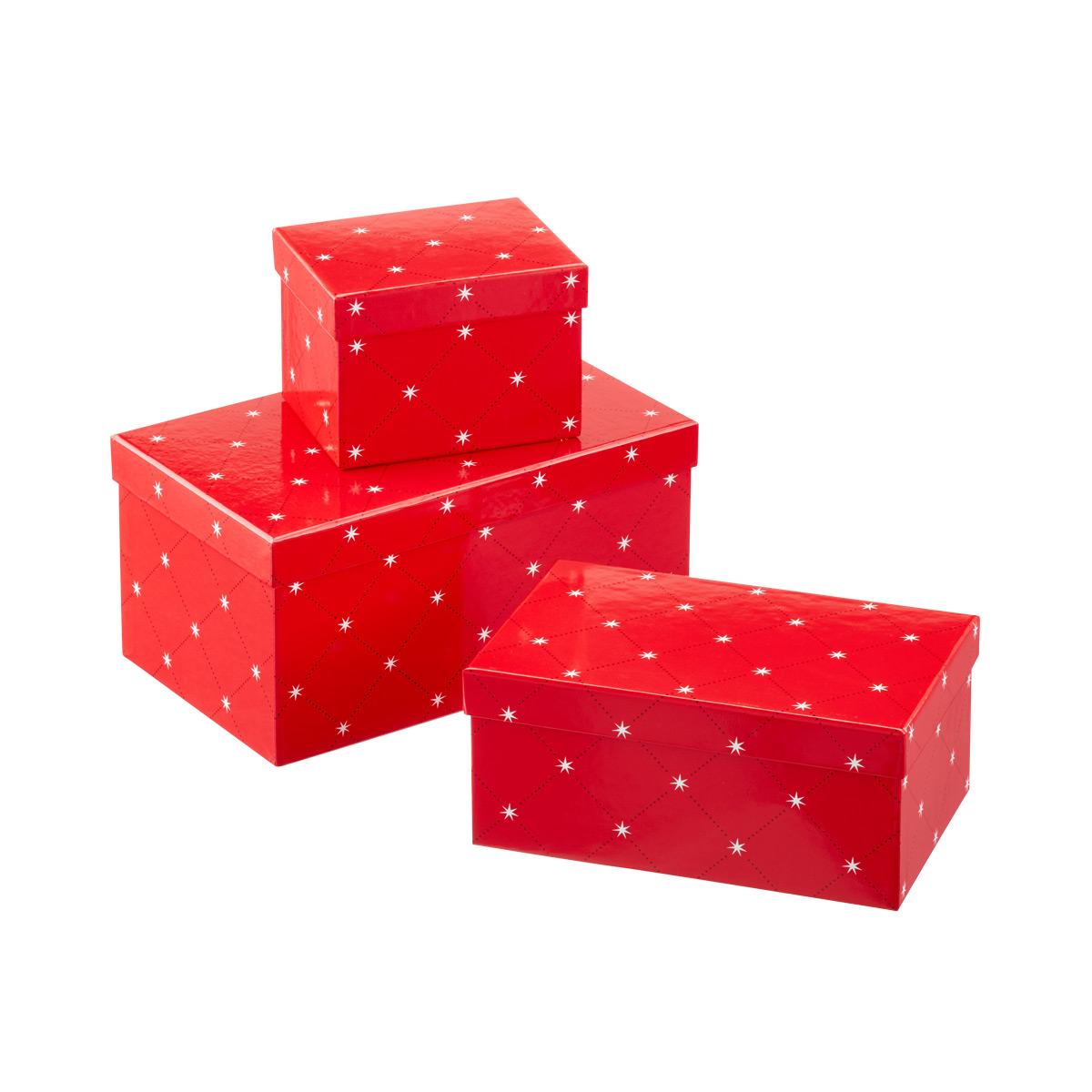 Rectangle Boxes Star Lattice