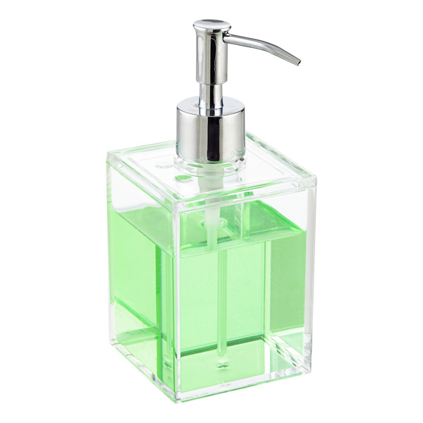 Square Soap Pump Dispenser