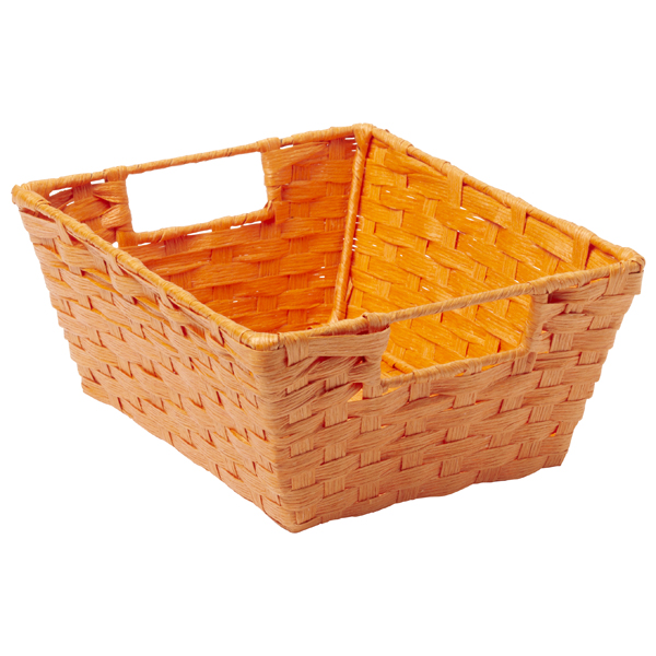 Paper Rope Bin with Handles