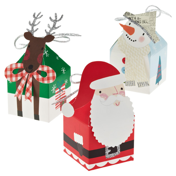 Merry & Bright Gift Boxes