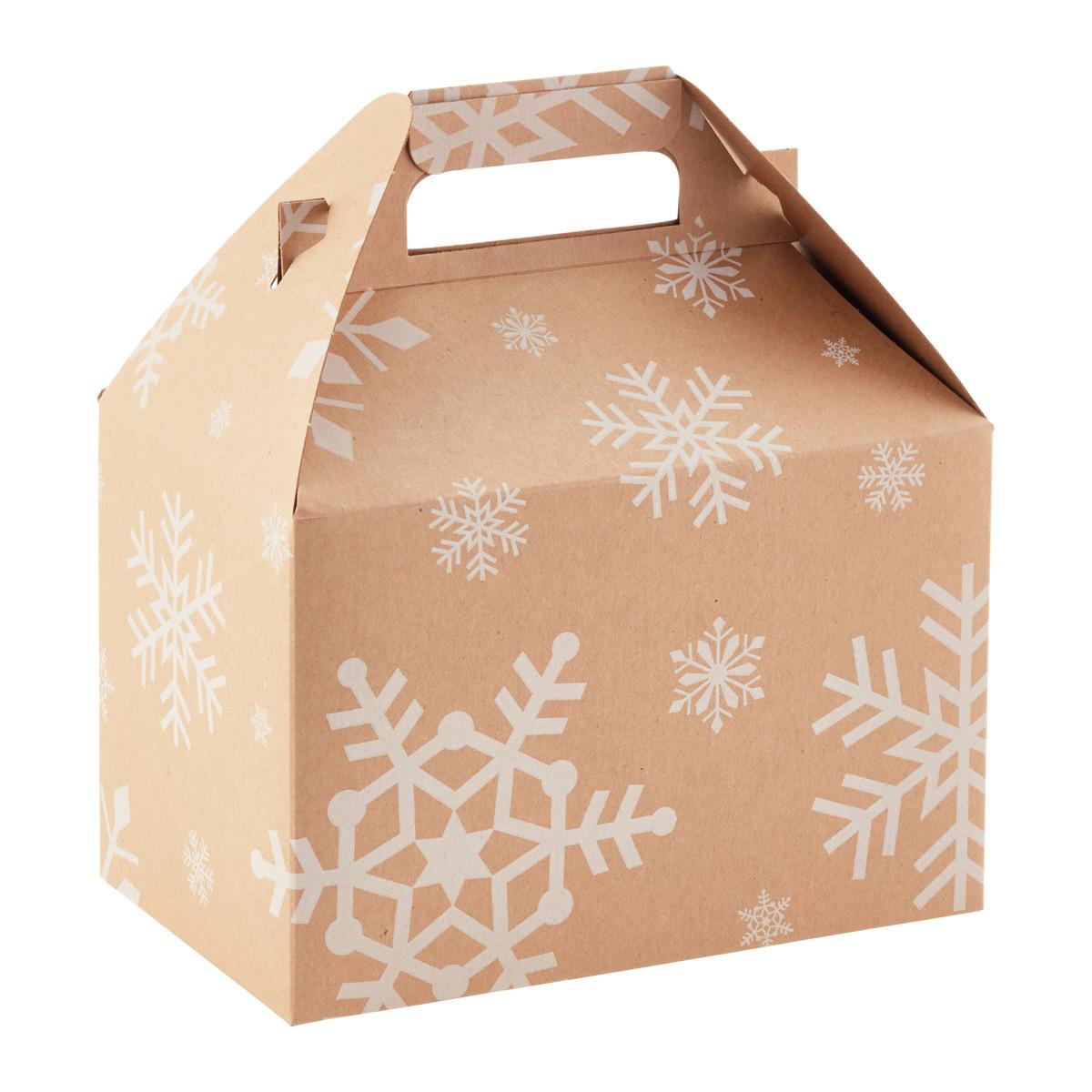 Snow Day Gable Box