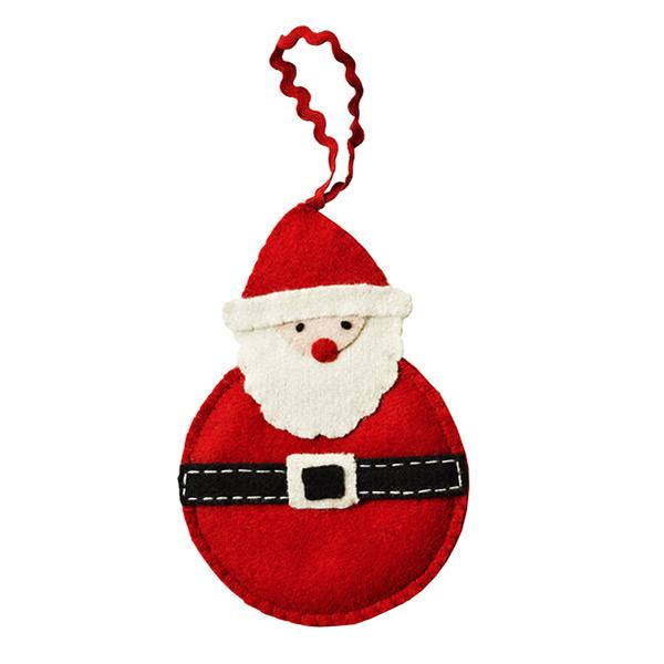Gift Card Holder Santa
