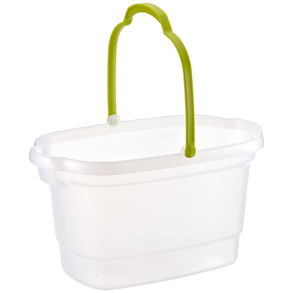 Rectangular Bucket w/ Handle