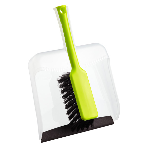 Square Dustpan Set
