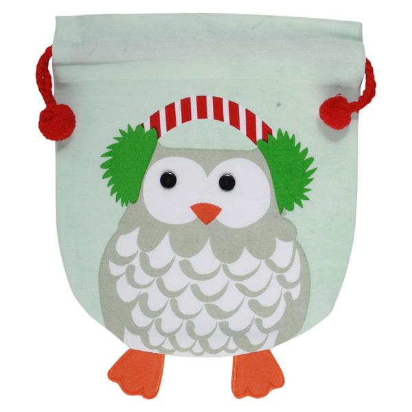 Cotton Sack Whimsy Owl