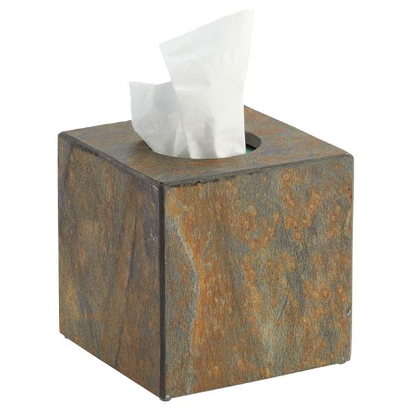 Slate Tissue Cover
