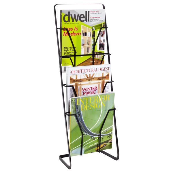 Tower Magazine Stand
