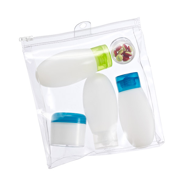 3-1-1 Quart-Size Travel Pack
