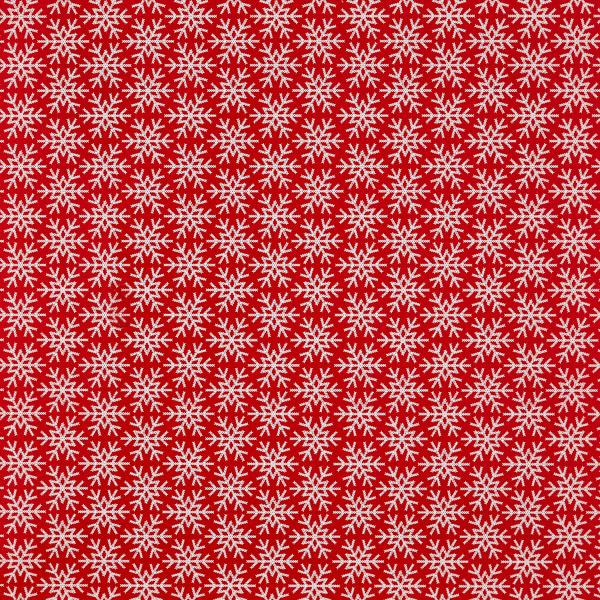 Cross Stitch Snowflakes Wrap