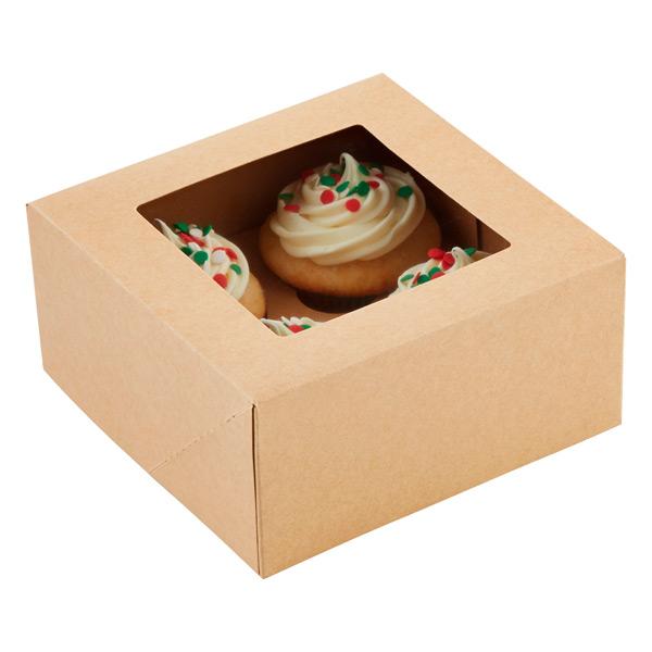 Cupcake Treat Box