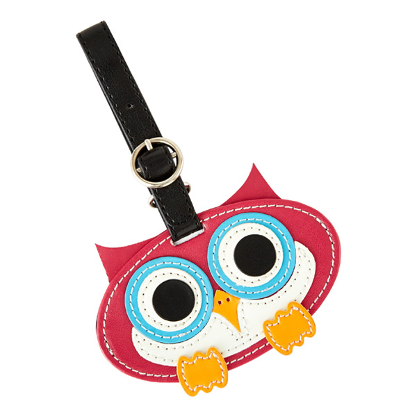 Critter Luggage Tag