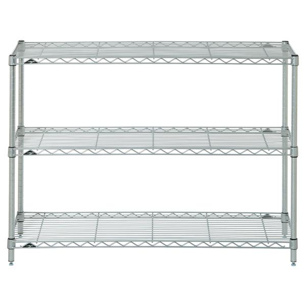 3-Shelf Basic Unit