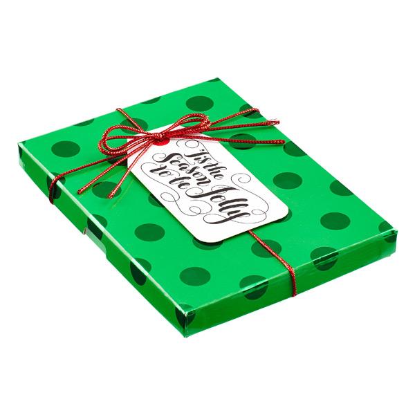 Gift Card Holder Foil Dots