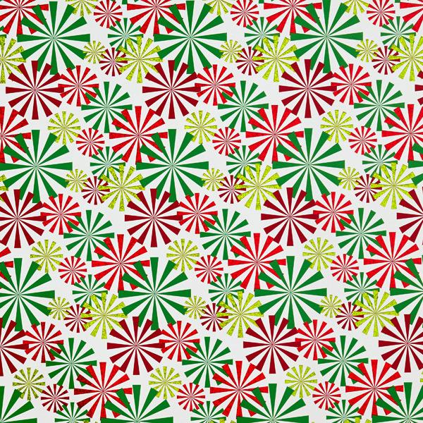 Retro Stars Prismatic Wrap