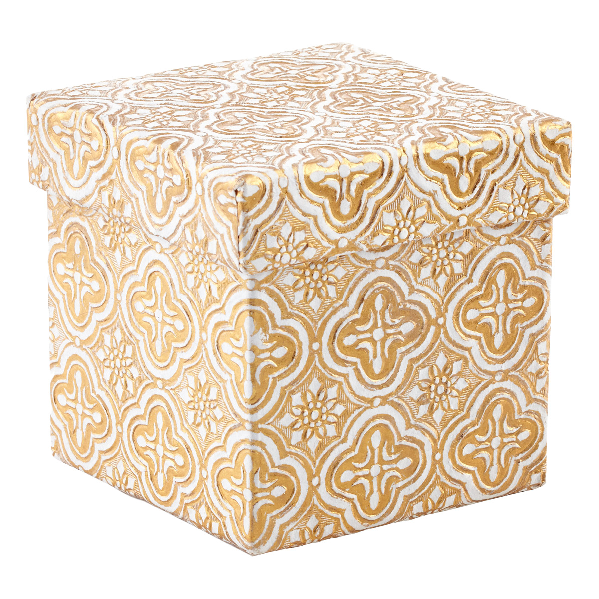 Embossed Recycled Gift Box