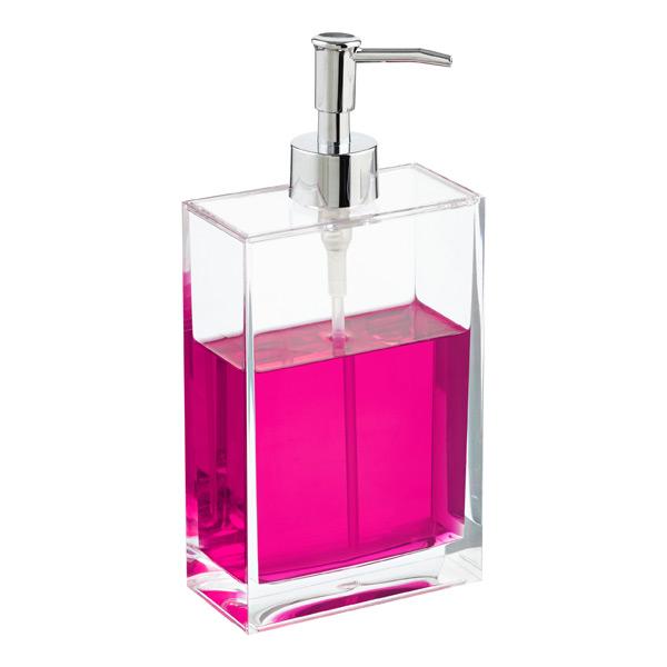 Acrylic Rectangle Soap Pump