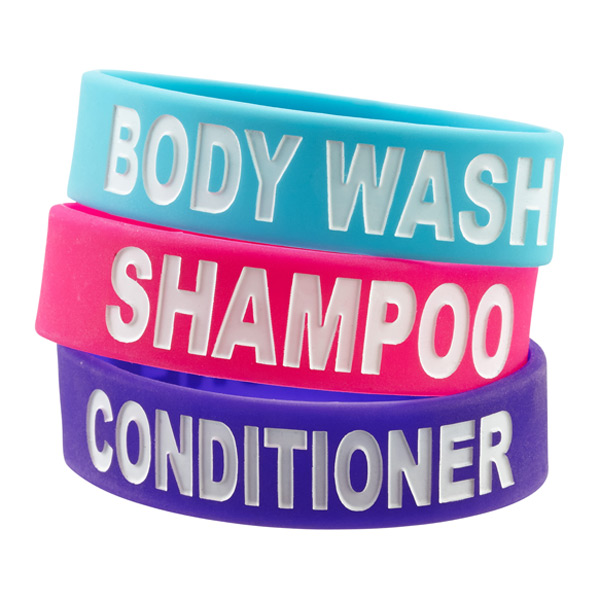 Silicone Shower Bands