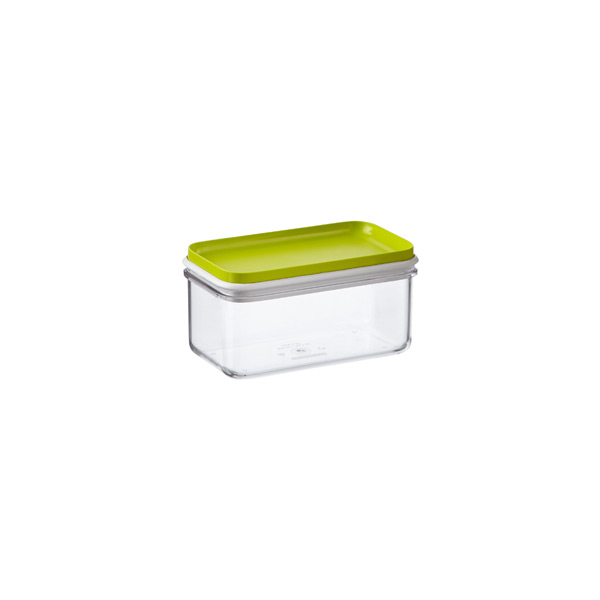 Stacking Canister w/ Lime Lid