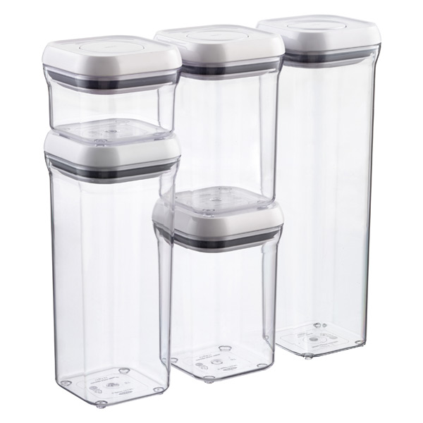 5-Piece POP Canister Set