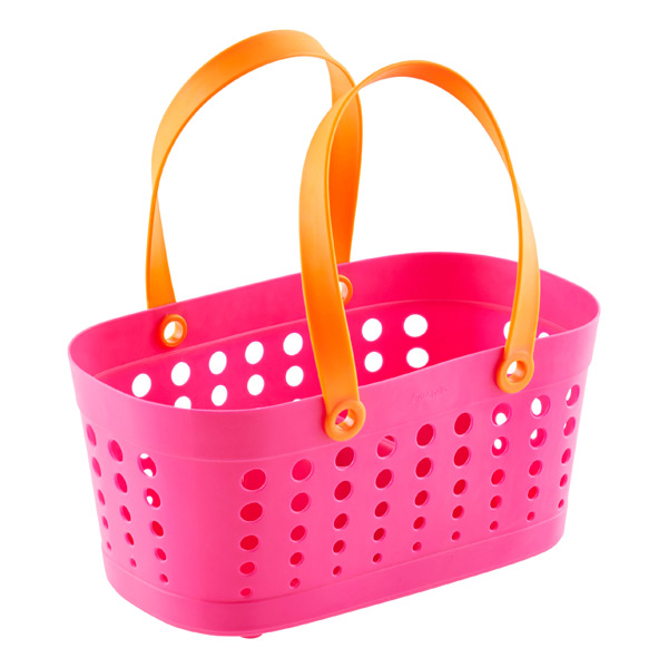 Flexible Shower Totes