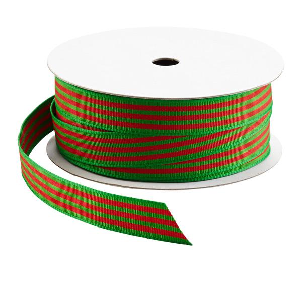 Ribbon Wired Grosgrain Stripe