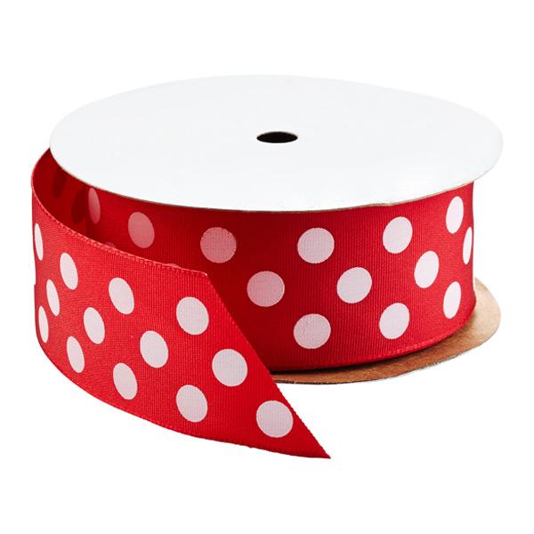Ribbon Wired Polka Dot