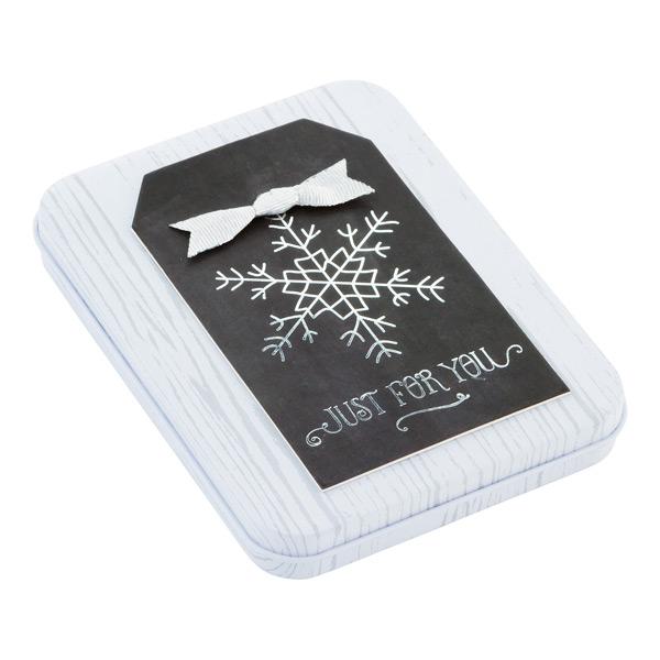 Gift Card Holder Tin