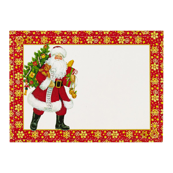 Labels Lynn Haney Santas