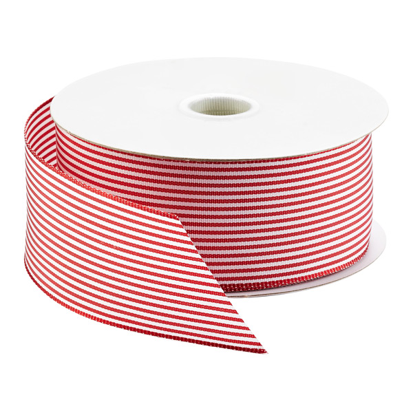 Ribbon Wired Candy Stripe