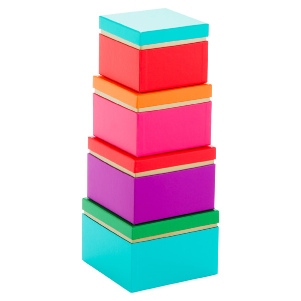 Nested Boxes Jewels