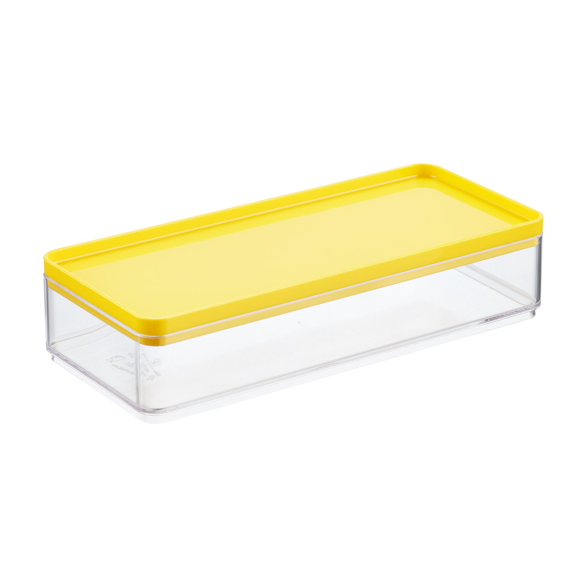 Stackable Rectangle Clear