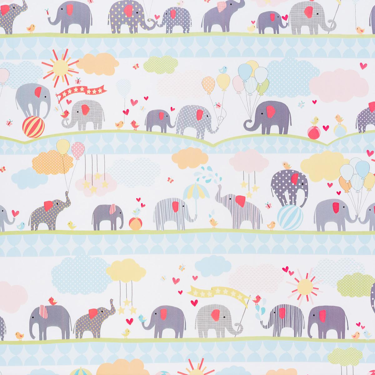 Wrap Baby Elephants
