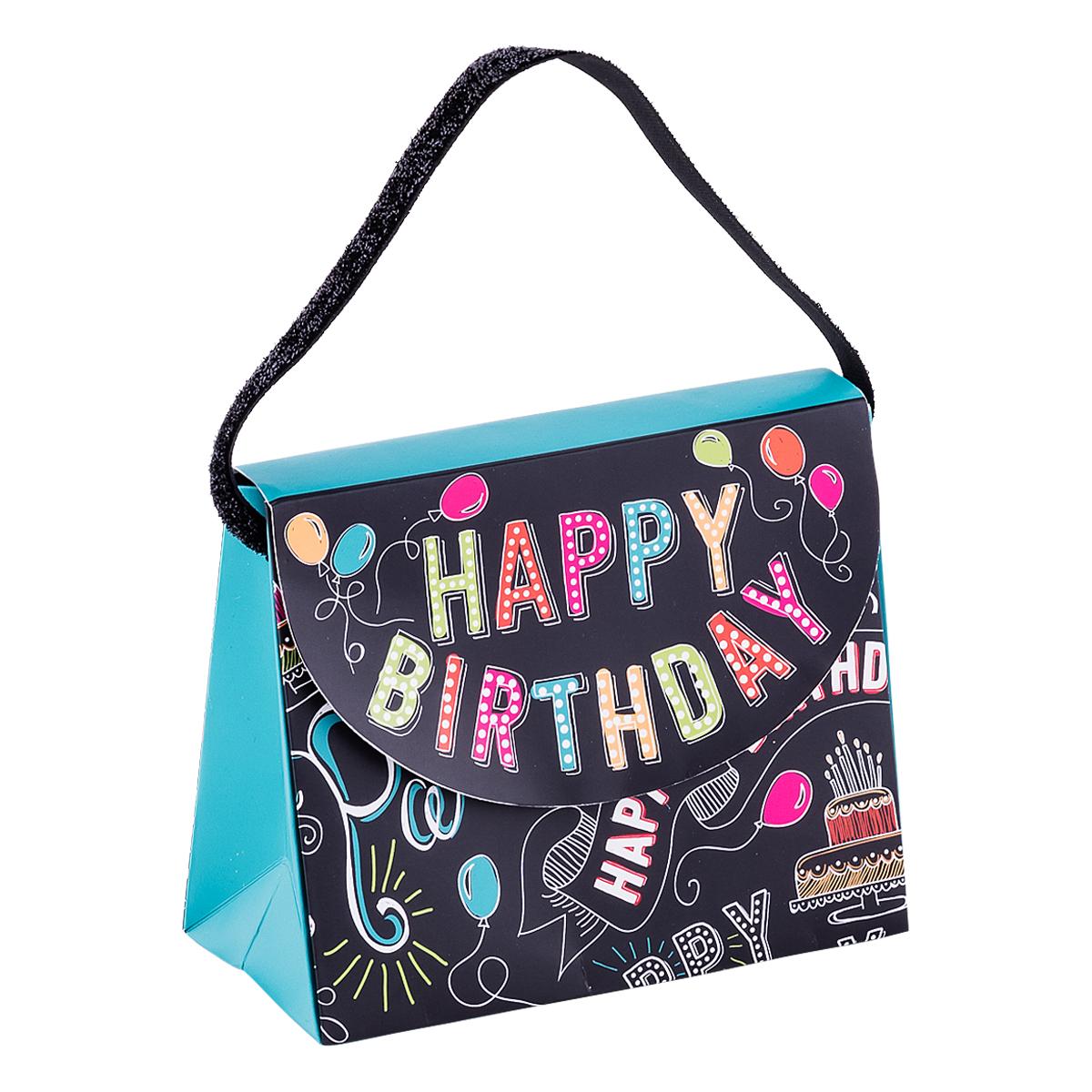 Candy Purse Happy Birthday