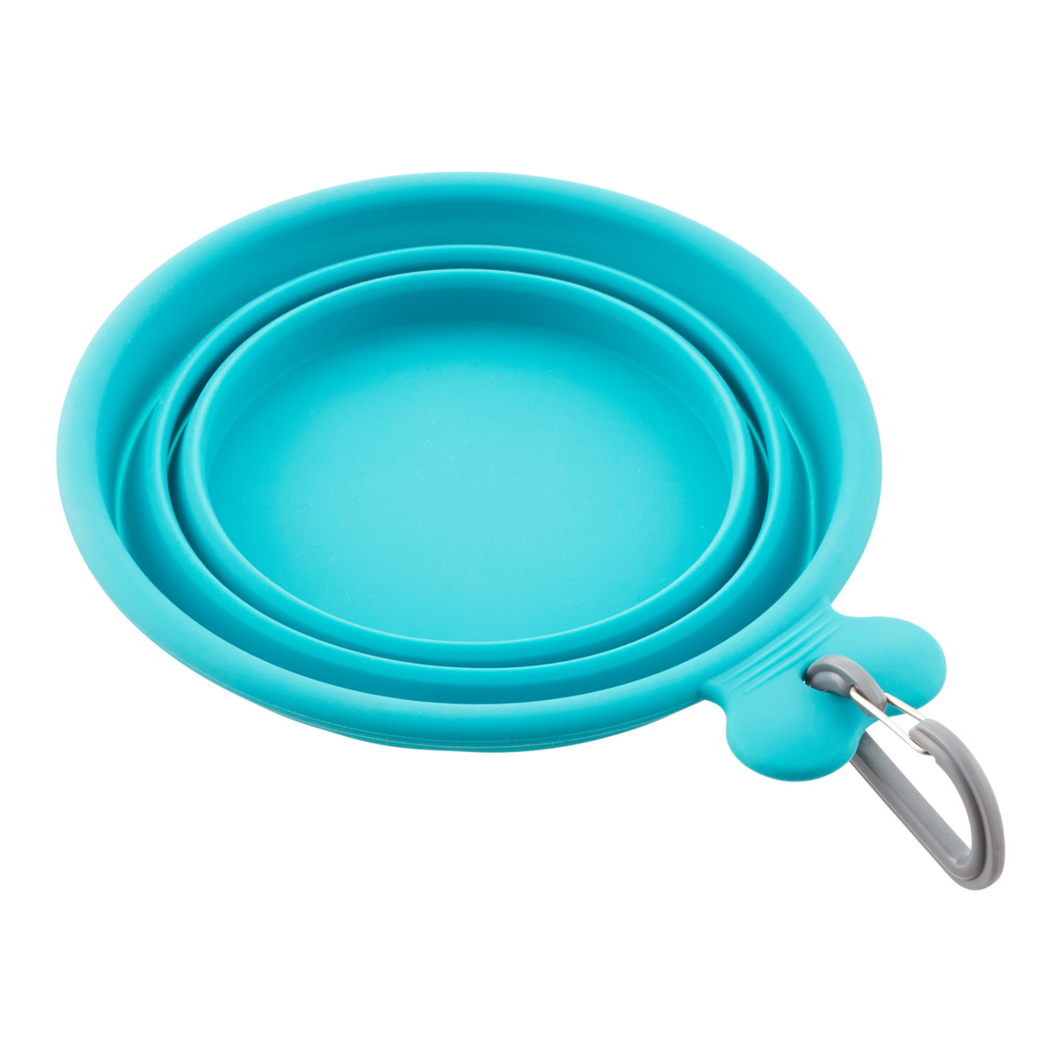 Dog Collapsible Silicone Bowl