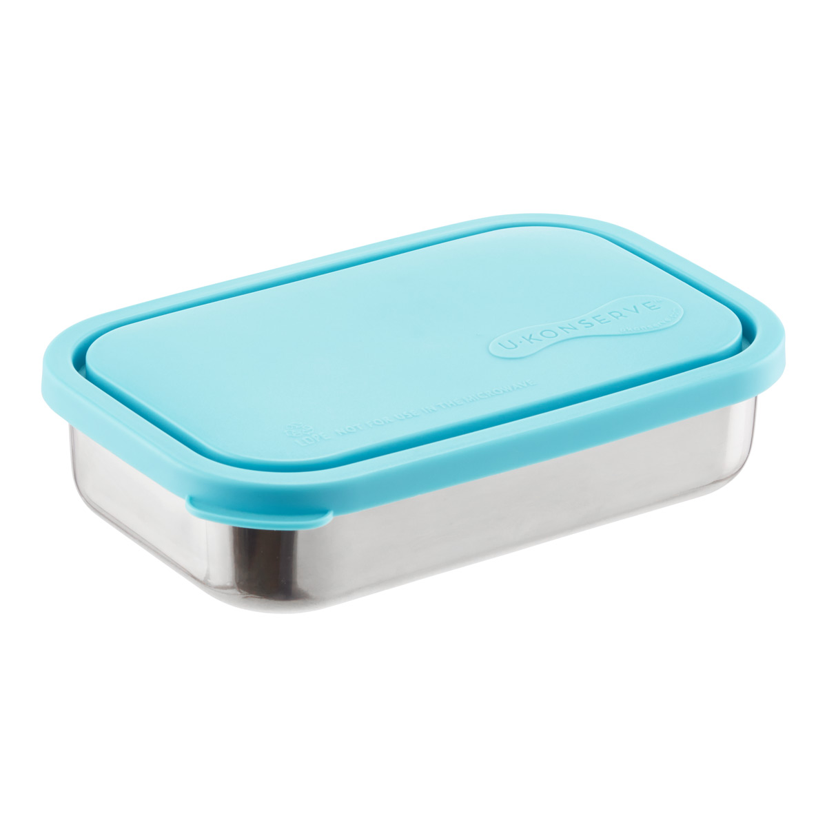 Divided Rectangle Container