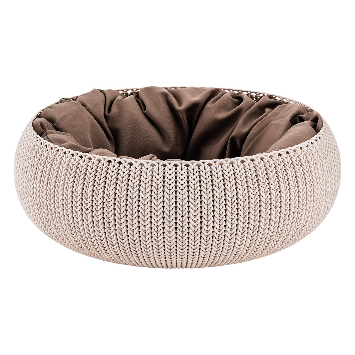 Knit Pet Bed