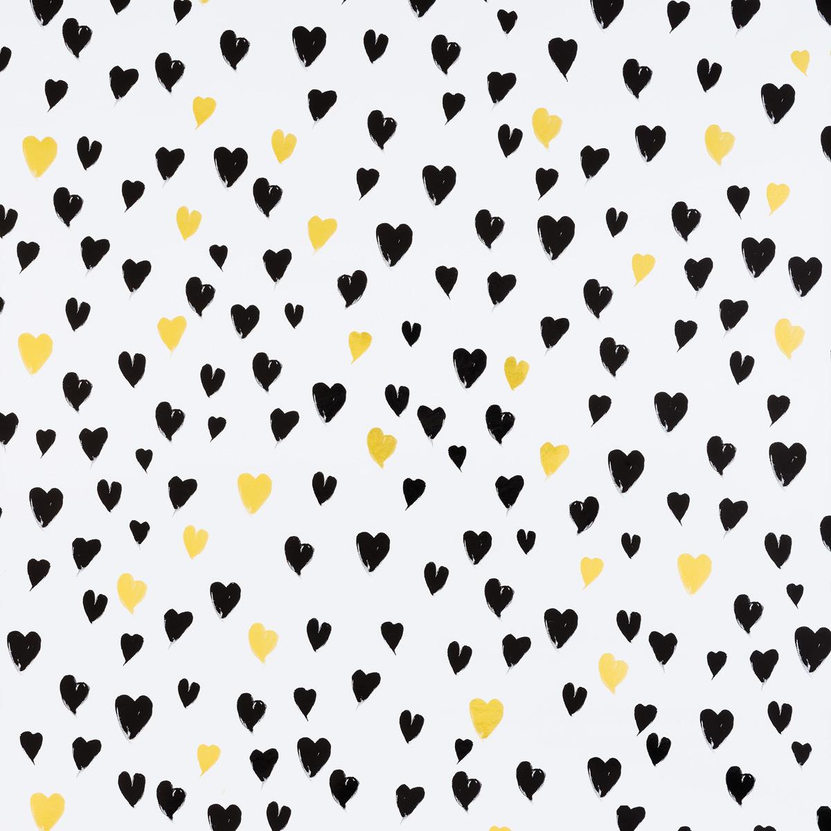Wrap Foil Hearts