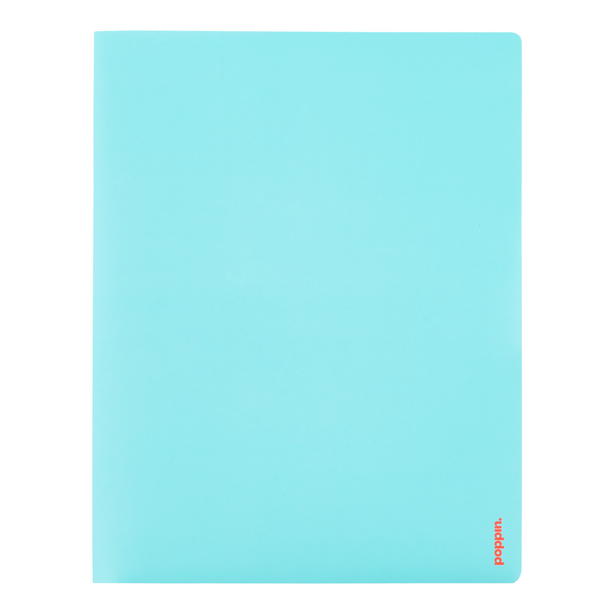 Two Pocket Poly Folder