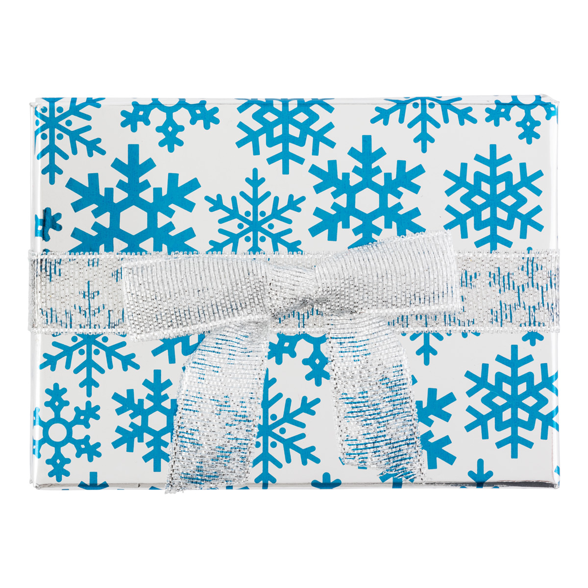 Snowflakes Gift Card Holder