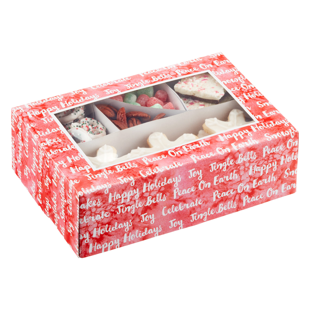 Christmas Cookie Box Sampler