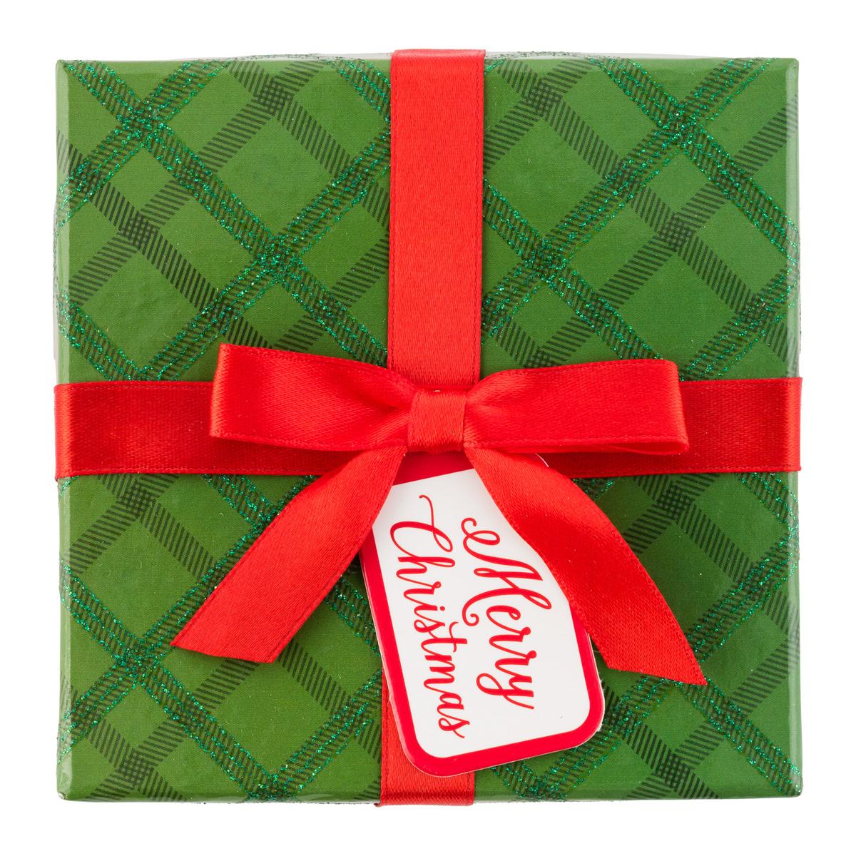 Gift Card Holder Tartain Plaid