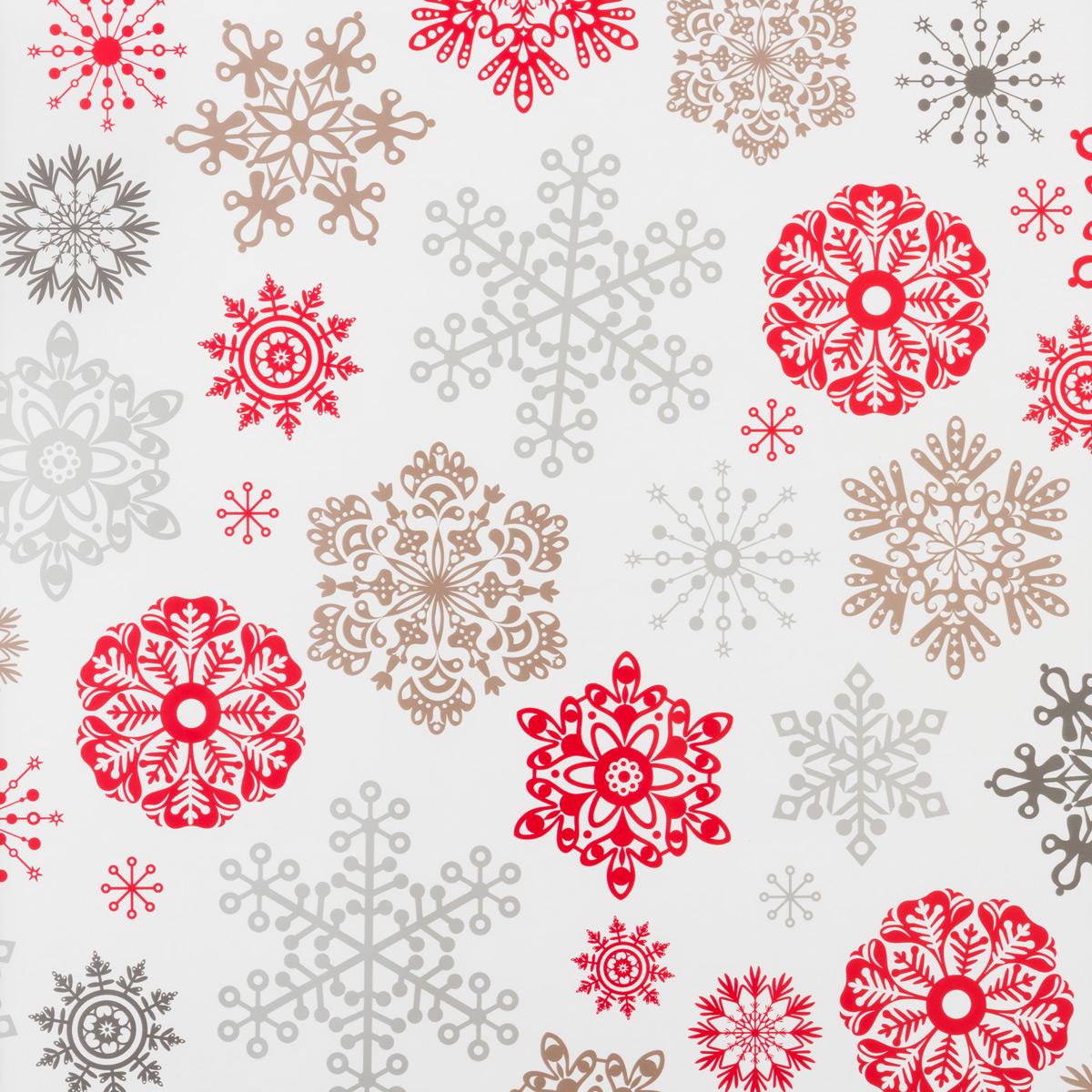 Snowflakes Wrap