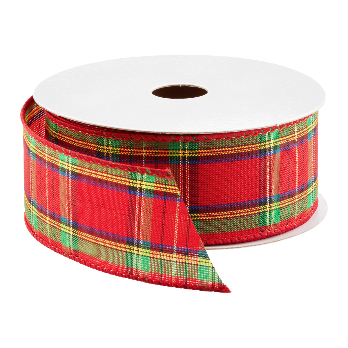 Ribbon Wired Plaid Classic