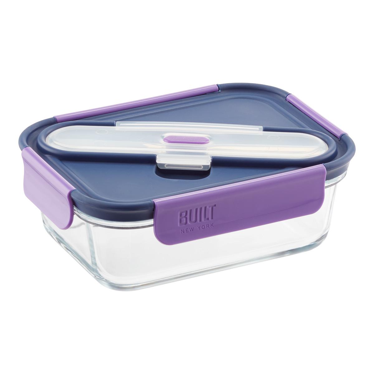 Gourmet Bento Glass Container