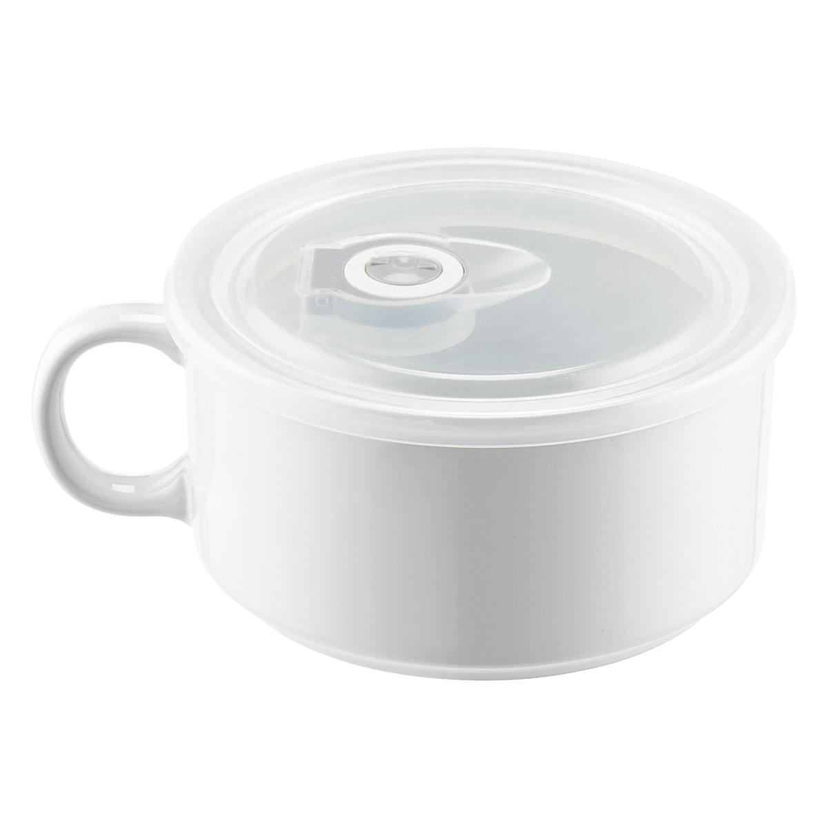 Souper Mug w/ Lid