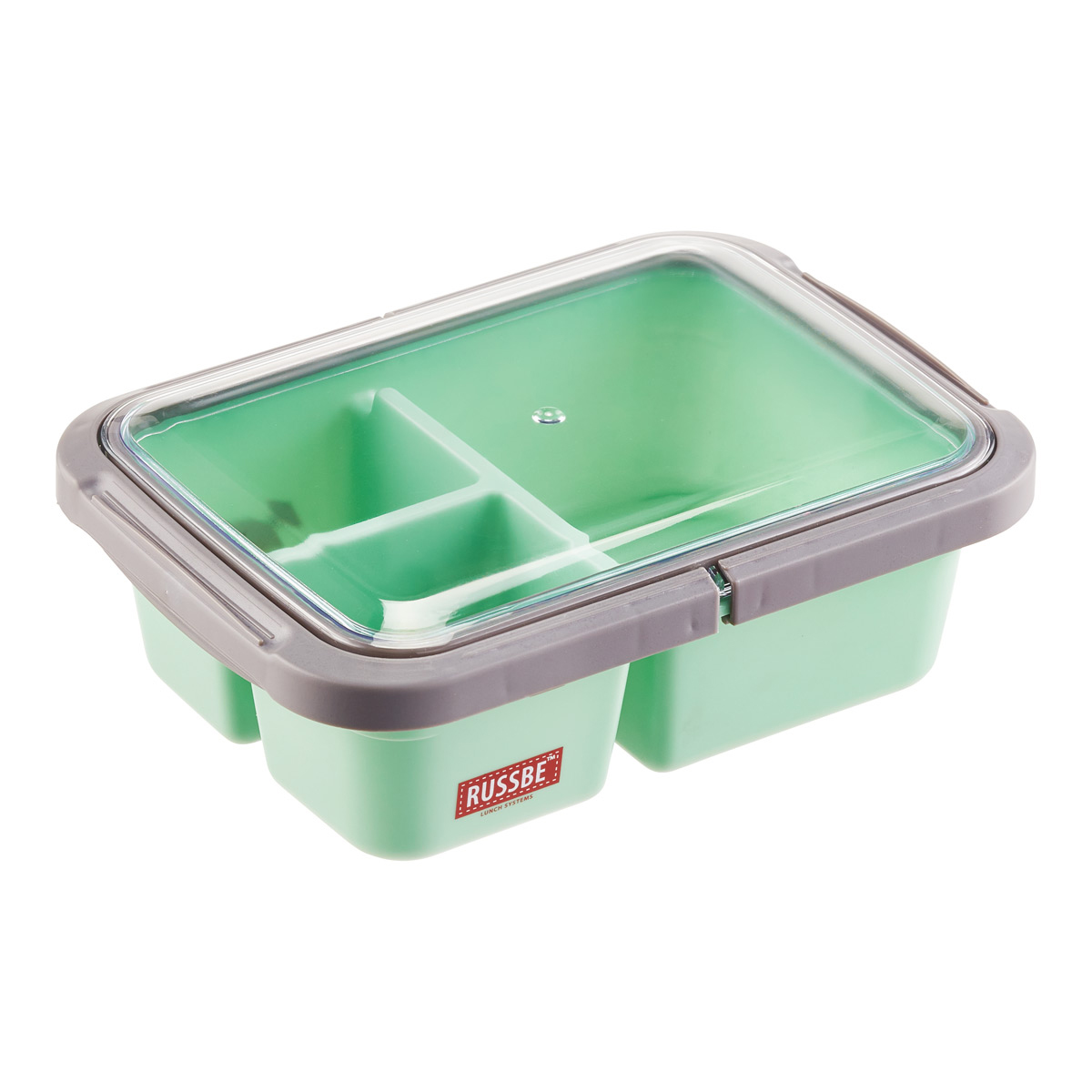 3-Compartment Lunch Bento