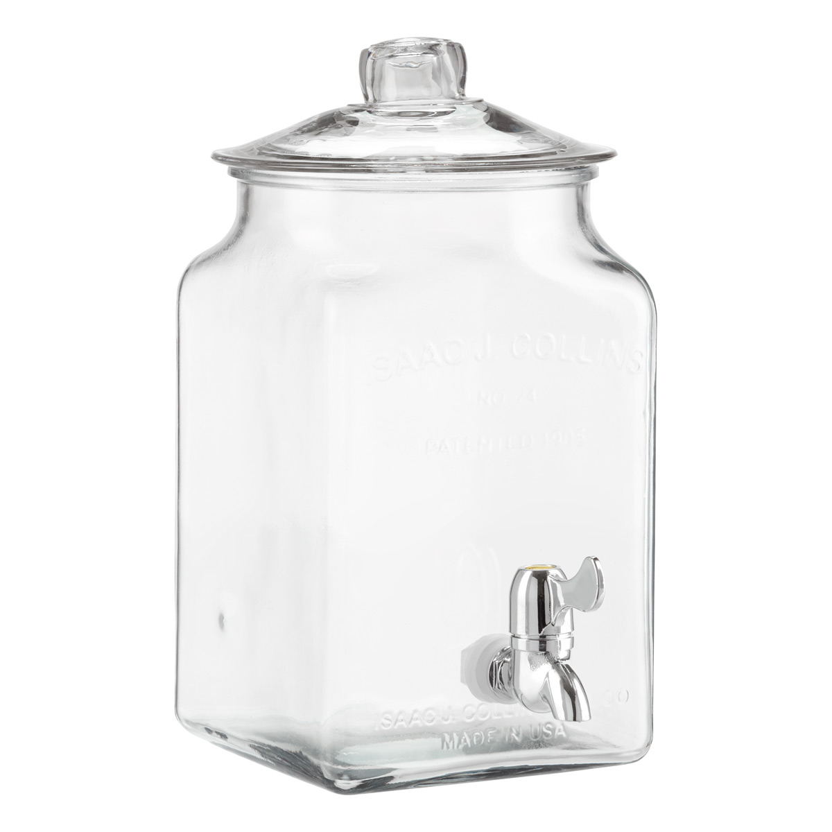 Beverage Dispenser w/Spigot