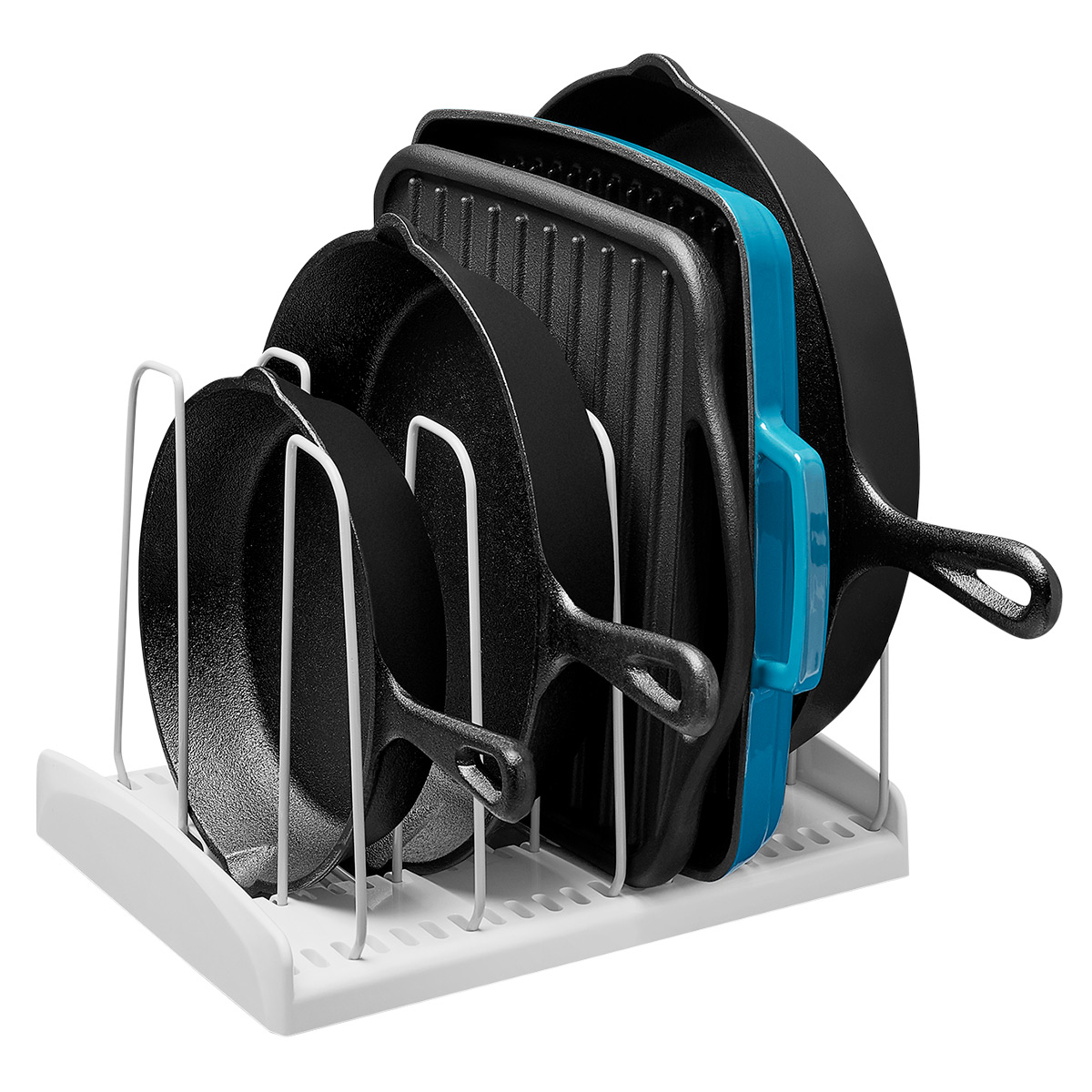 Adjustable Cookware Rack