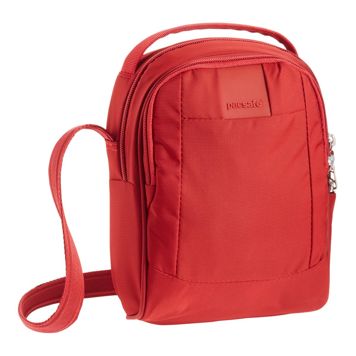 Anti-Theft Crossbody Bag