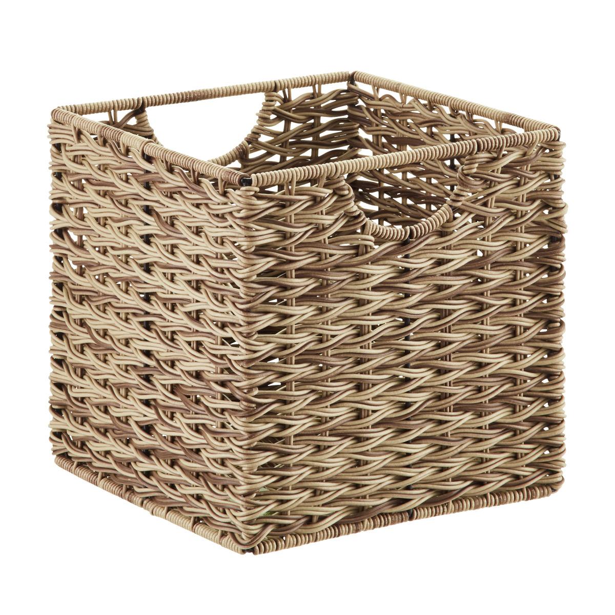 Storage Cube w/Handles